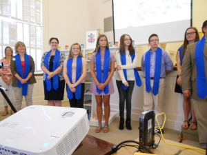 Youth Council Installation