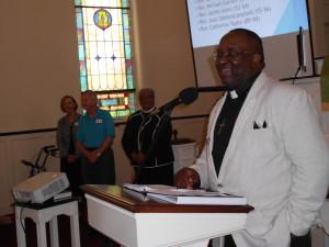 New Pastors